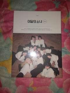 [WTS/ READYSTOCK] LOONA XX LIMITED B ALBUM