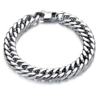 🚚 Men's Stainless Steel Bracelet