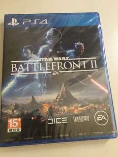 PS4 Star Wars Battlefront ll (星際大戰:戰埸前線 ll )