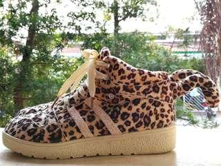 Leopard Boots with Tail [NEW]