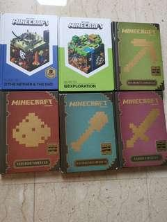 🚚 Minecraft handbooks and guides