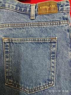Kirkland jeans for men