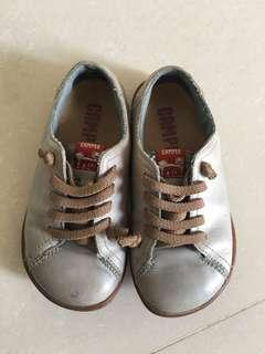 Camper Leather Kids Shoes