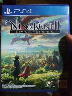 Ni No Kuni 2 Used R3
