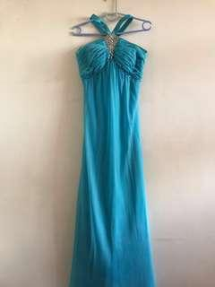 Ching Santos Gown