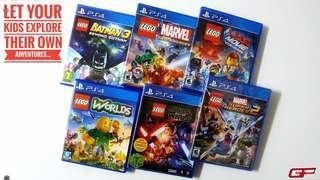PS4 GAMES FOR KIDS PUTRAJAYA