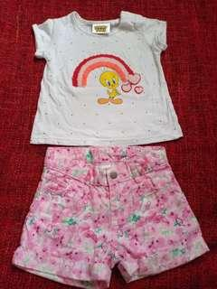 Set/ baby clothes