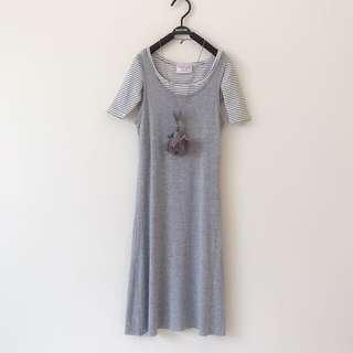 *NEW* Girls tank dress size 8
