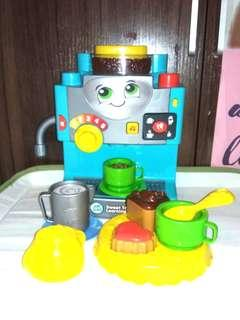 Leap Frog Sweet Treats Learning Cafe Childrens Toy
