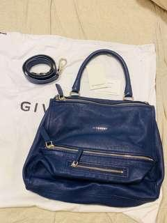 Givenchy Pandora Medium Navy