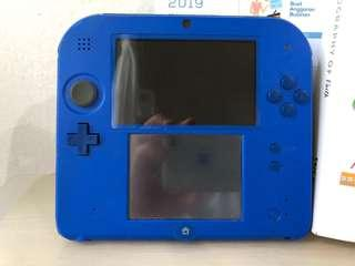 Fun in your hands: Nintendo 2ds