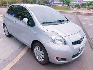 [一手女用車 自售]Toyota Yaris 2012年 G版 超省油都會小車 / 內裝頂規