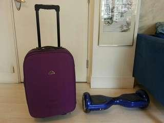 Luggage handcarry