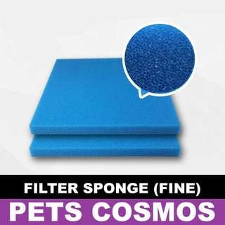 THICK 4CM Aquarium Filter Sponge, Crystal Clear Water
