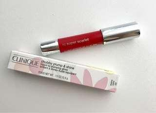 NEW- Clinique Chubby Plump & Shine