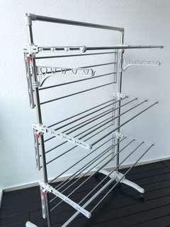🚚 Clothes dryer rack