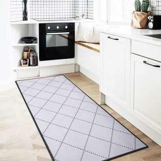 Modern Colors Chenille Floor Rug - Runner Size | Carpet