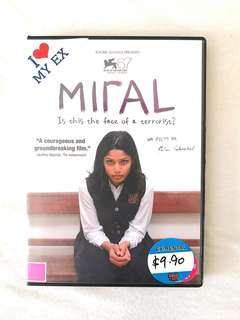 Miral dvd film julian schnabel freida pinto