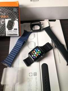 Apple Watch/iwatch 42mm series 3 fullset