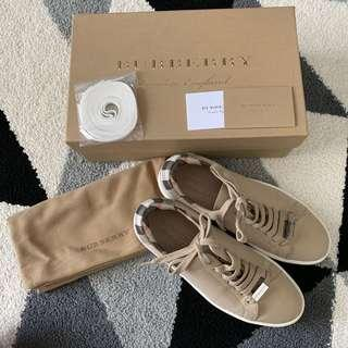 Burberry Sneakers Used Twice