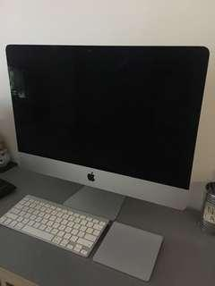 Apple iMac 21.5 inch 1 Tb storage late 2012 model