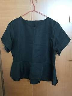 Black blouse all size big size