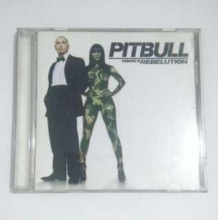 CD Pitbull - Starring in Rebelution