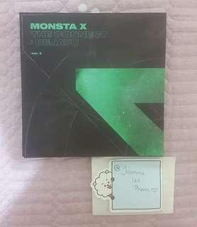 Monsta x The Connect: Dajavu ver II & IV