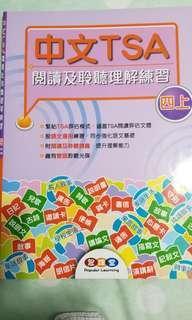 中文TSA閱讀及聆聽理解練習(四上)