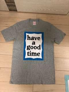 Have a good time tee made In Korea