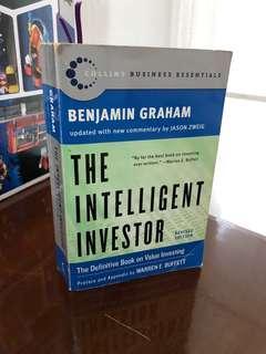 Buku wajib investor: Benjamin Graham's The Intelligent Investor