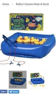 現貨 Ridley's games hook a duck bought from US