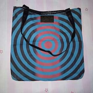 Tas Totebag Octopus Project