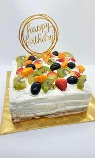 Fruit Heaven Cake #STB50