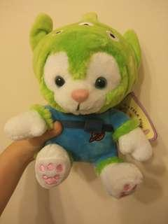 娃娃 達菲熊 兔子 柴犬 貓咪