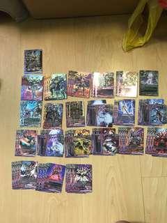 Buddyfight curse dragon deck