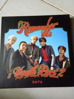 Day6 Album Remember Us