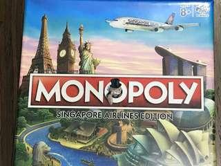 Monopoly (Singapore Airlines Edition)