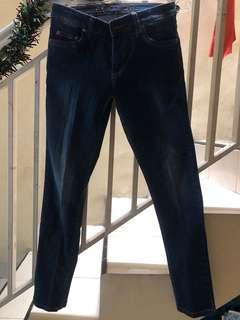 Jeans (baru sekali pake salah ukuran