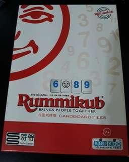 紙牌版拉密Rummikub