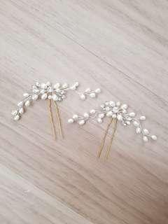 🚚 Pearl Hair Pin