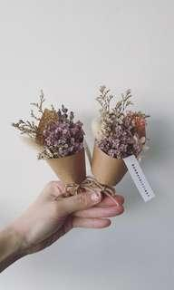 Dried/Preserved Flower Bouquet - Spring Up