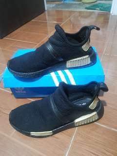 Adidas NMD - Black/Gold Custom