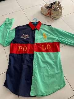 Vintage Polo Ralph Lauren Button Up Shirt