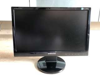 """🚚 Samsung 19"""" LCD Computer Monitor"""