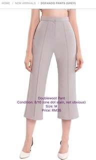 Doublewoot Grey Pant in Size M