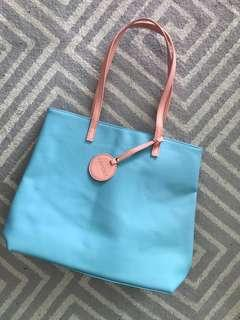 Laneige Blue Tote Bag