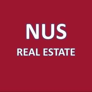 🚚 NUS real estate graduation gown and mortar board
