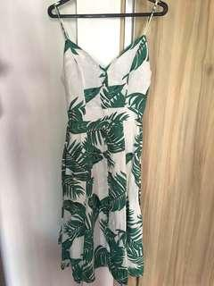 🚚 The Editor's Market tropical dress