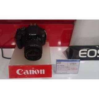 Kamera canon 1500d bisa cicilan 0% tanpa kartu kredit proses kilat